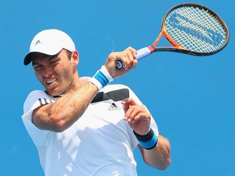 Ross Hutchins: Lost in Rotterdam