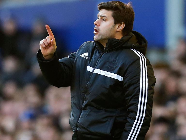 Mauricio Pochettino: Set to be offered a new deal by Southampton