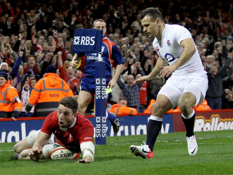 Wales defeated England at the Millennium Stadium