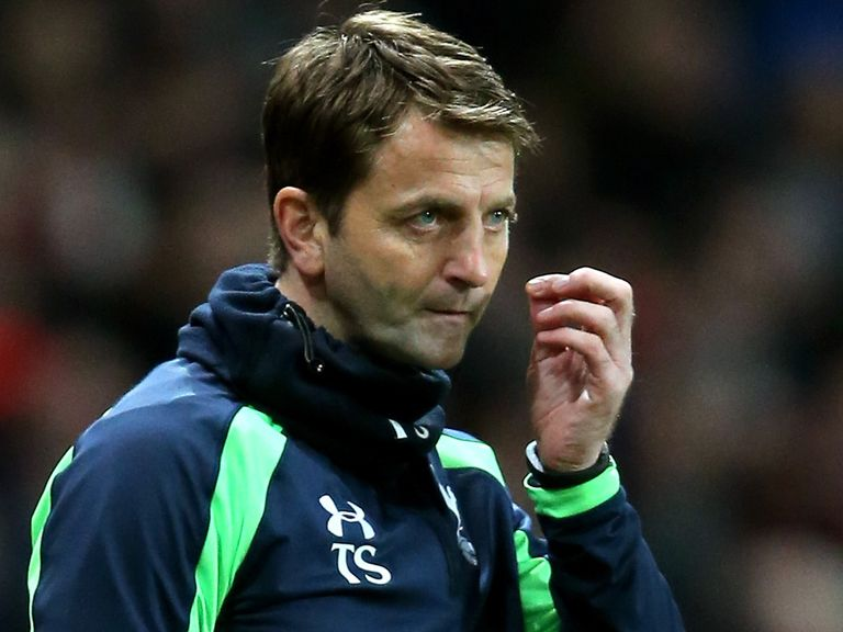 Tim Sherwood: 'If the results meet the expectation of the club, I will still be here'