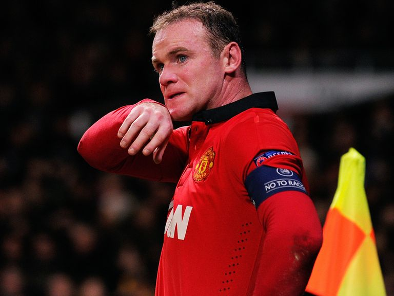 Rooney: Tipped to shine in Brazil