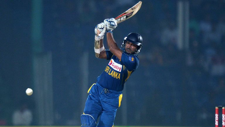 Kumar Sangakkara: On his way to England this summer