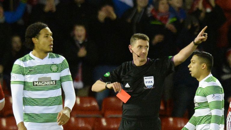 Virgil van Dijk: Will not be off in the summer, says manager Neil Lennon