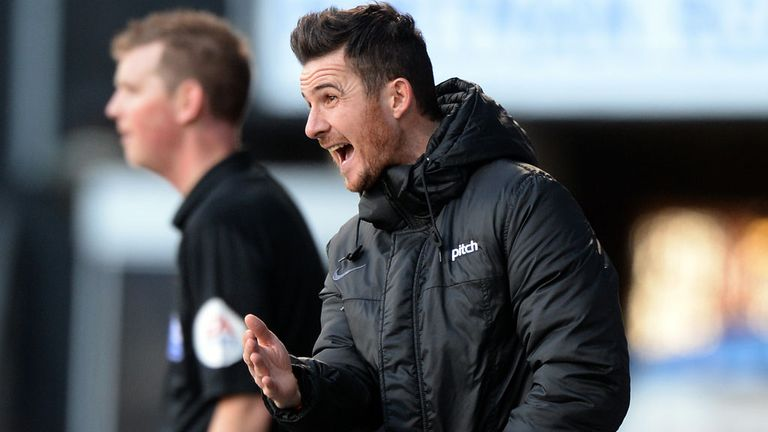 Barry Ferguson: Oyston happy with Ferguson