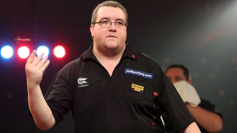 The Bullet has qualified, despite only making his PDC debut at the start of 2014