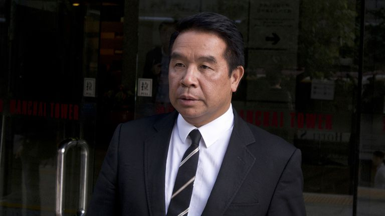 Carson Yeung: Six years in jail