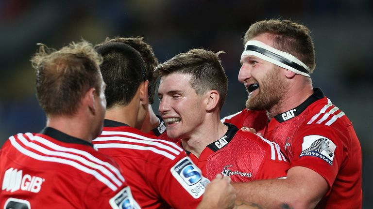Crusaders still searching for first win of 2014 Super Rugby campaign