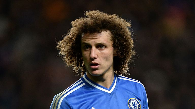 David Luiz: Says Chelsea will keep fighting in the race for the title
