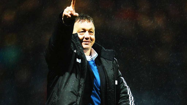 Billy Davies: Not looking too far ahead