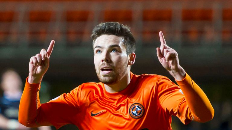 Ryan Dow: Scored the opening goal against Motherwell