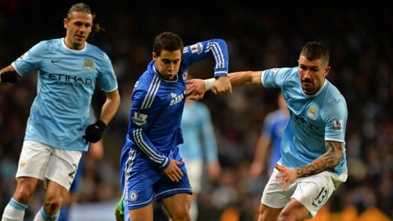 Eden Hazard: Belgian says Chelsea can win the title after beating Man City