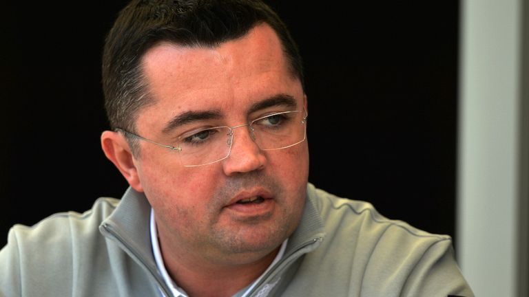Eric Boullier: Believes McLaren can win later in the season