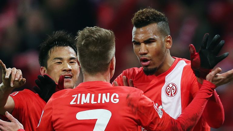 Mainz: Among the sides in the European places