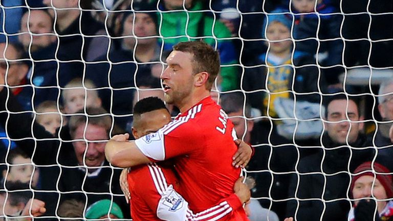 Rickie Lambert: Southampton are ready to start climbing the league