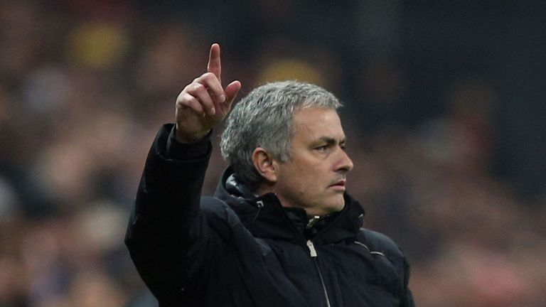 Jose Mourinho: Unhappy Chelsea have to play two games in four days
