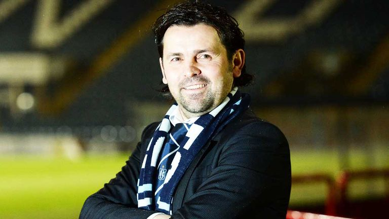 Paul Hartley: Dundee boss opens up with home game against Kilmarnock
