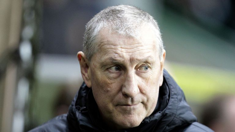 Terry Butcher: Hibernian boss has asked fans to show patience