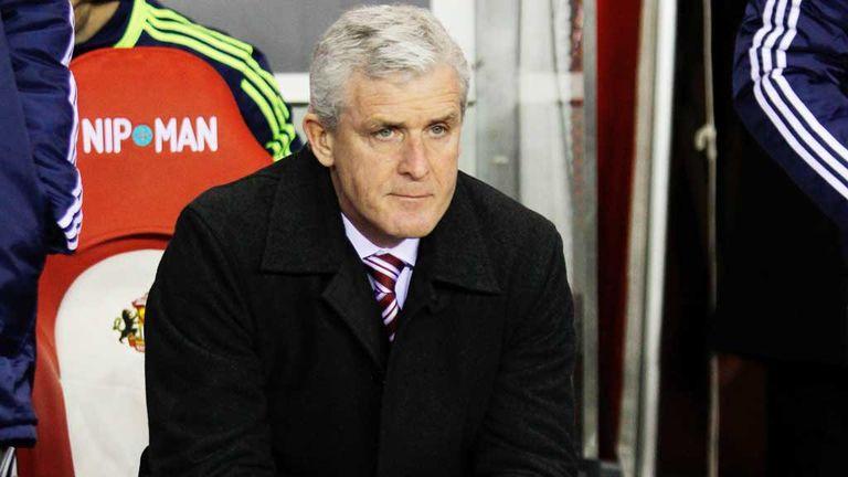 Mark Hughes: Stoke boss holds no grudge towards Kenwyne Jones