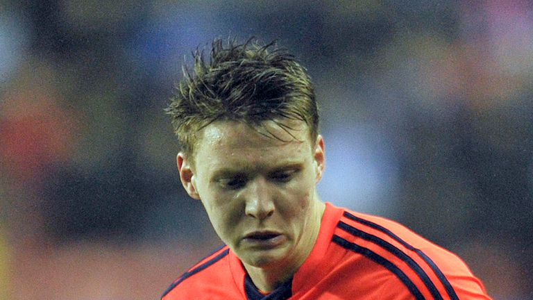 Joe Mason: Has returned to Bolton again
