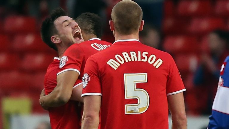 Johnnie Jackson: Chris Powell delighted with his captain