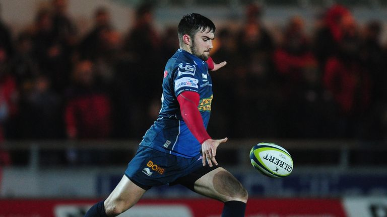 Jordan Williams: Gets chance to impress Warren Gatland