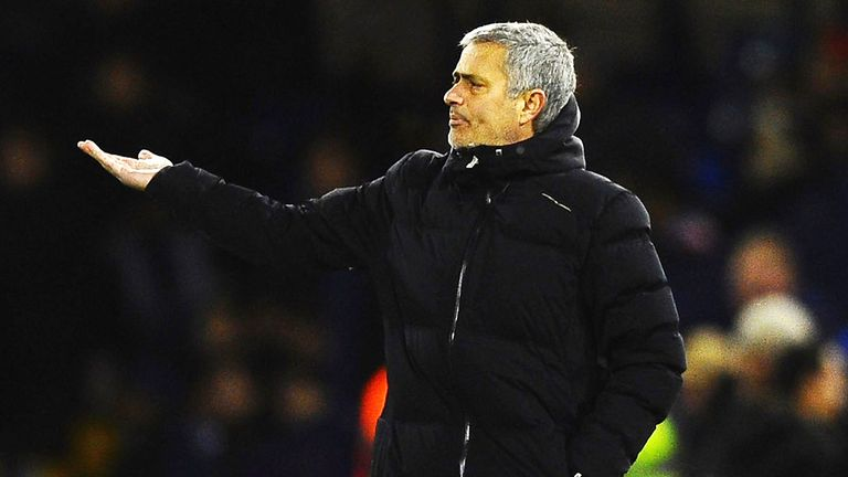 Jose Mourinho: Felt Chelsea sat too deep in closing stages at West Brom