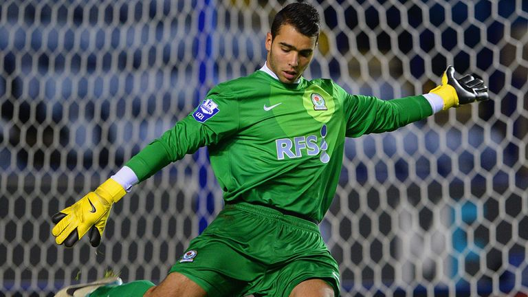 David Raya: Young Spanish goalkeeper signs Blackburn deal