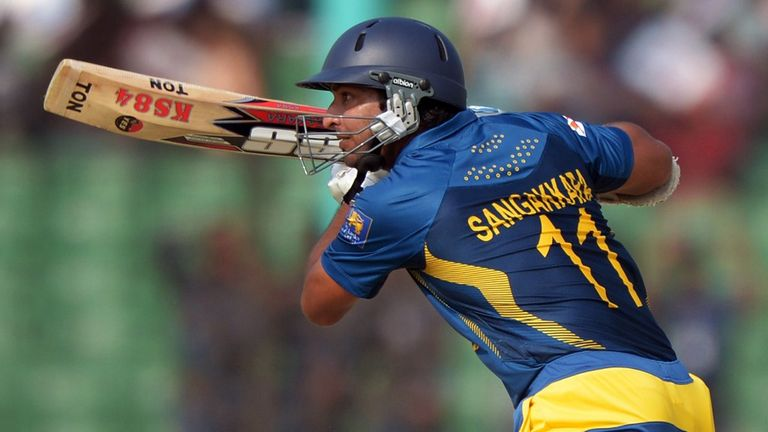 Kumar Sangakkara: Stepping down from Sri Lanka T20 side
