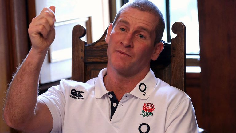 Stuart Lancaster: Has kept faith with the 23 players that lost in Paris