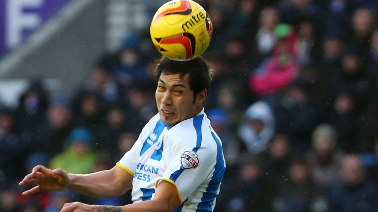 Leonardo Ulloa: Headed home side's winner