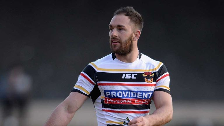 Luke Gale: Committed to Bradford until 2016