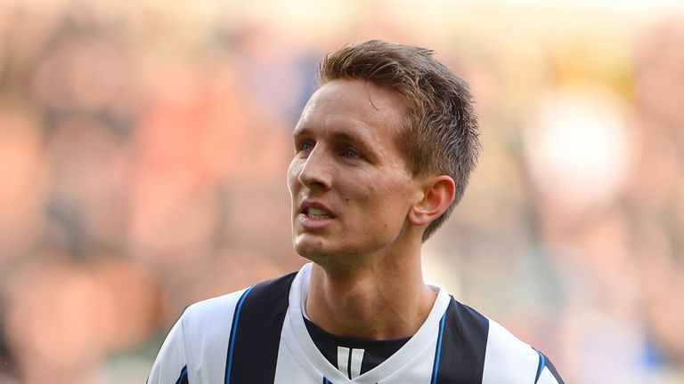 Luuk de Jong: Yet to open his goal account for Newcastle
