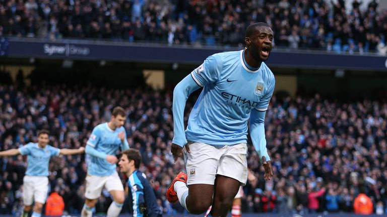 Yaya Toure: Manchester City midfielder's Etihad future is in doubt