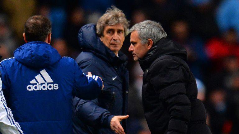 Manuel Pellegrini: Disputes Jose Mourinho's 'little horse' claims