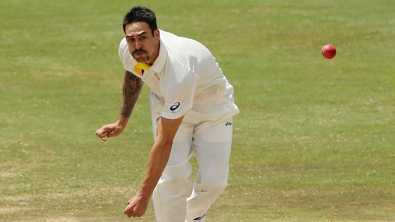 Mitchell Johnson: Expected to arrive late in Bangladesh