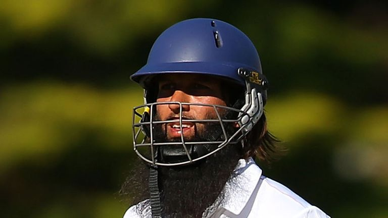 Moeen Ali: Hit 62 for England Lions