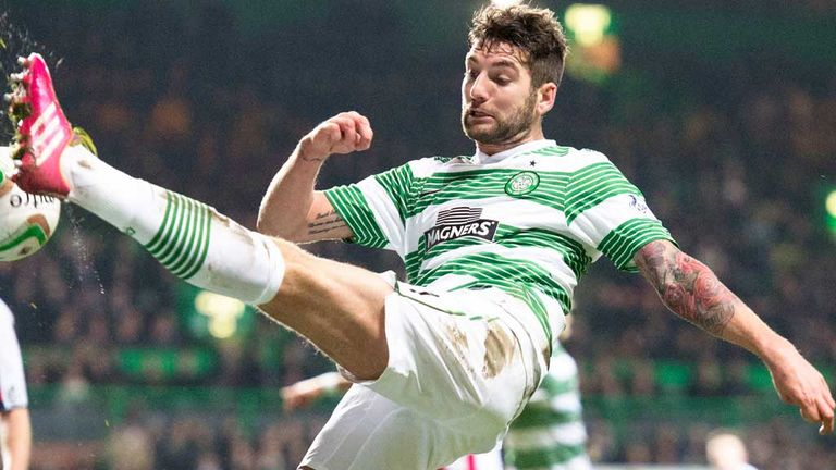 Charlie Mulgrew: Celtic defender has vowed to bounce back from defeat