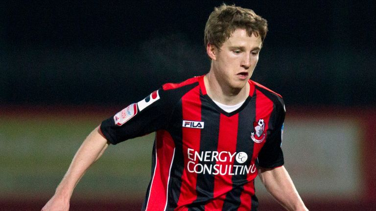 Eunan O'Kane: Impressing on the south coast