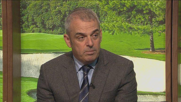 McGinley: Watched the Accenture Match Play unfold as a Sky Sports pundit