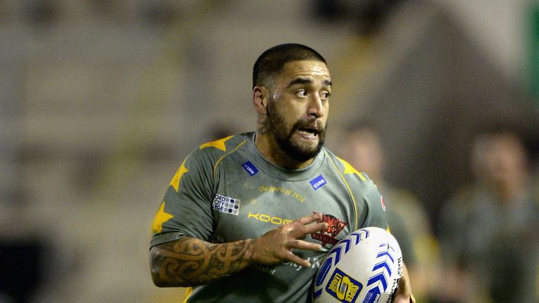 Marwan Koukash insists Salford's big-name capture Rangi Chase is 'fine'