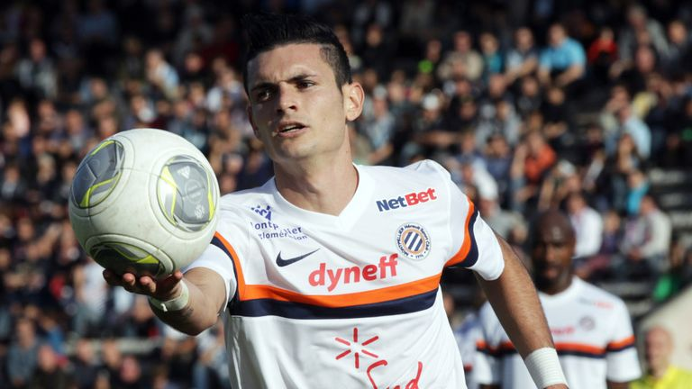 Remy Cabella: Was a top target for Newcastle in January