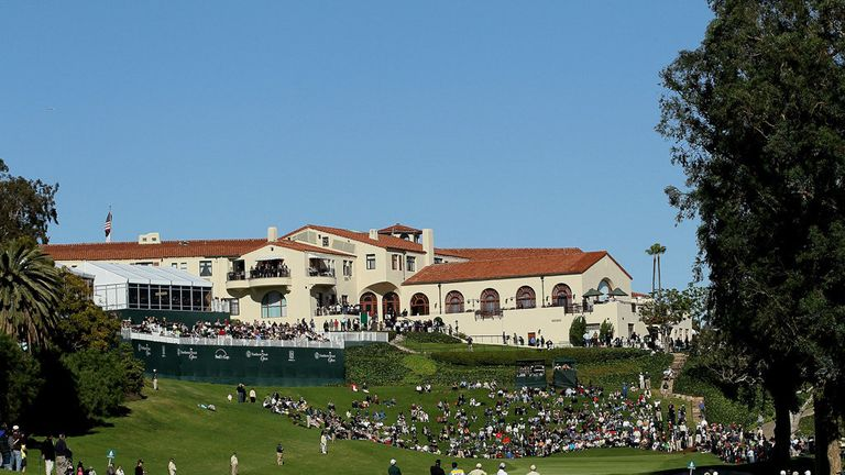 The closing hole at Riviera