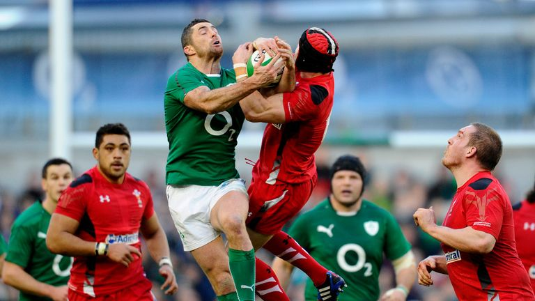 Action from Wales' comprehensive defeat in Dublin