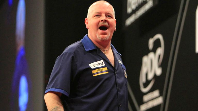 Robert Thornton: Wigan success for Scot