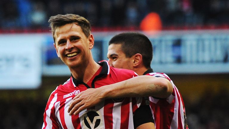 Chris Porter: Hero for Sheffield United against Nottingham Forest