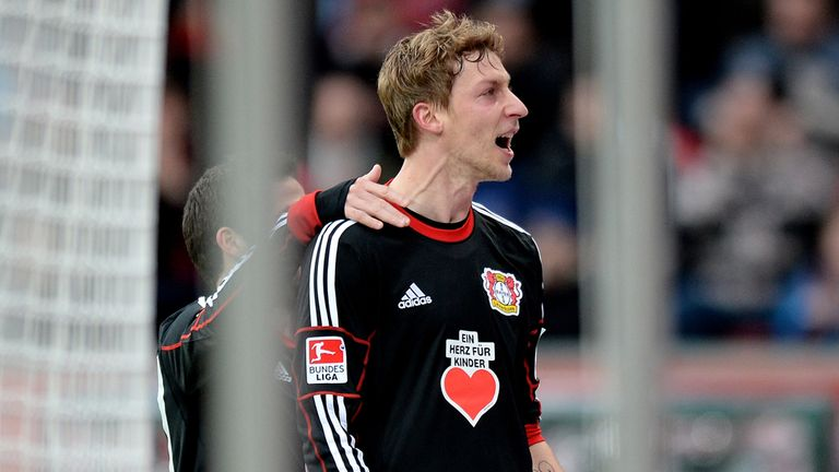 Stefan Kiessling: Scored in Leverkusen's win over Stuttgart