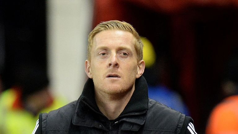 Garry Monk: Questioned Michael Laudrup's press conference decision
