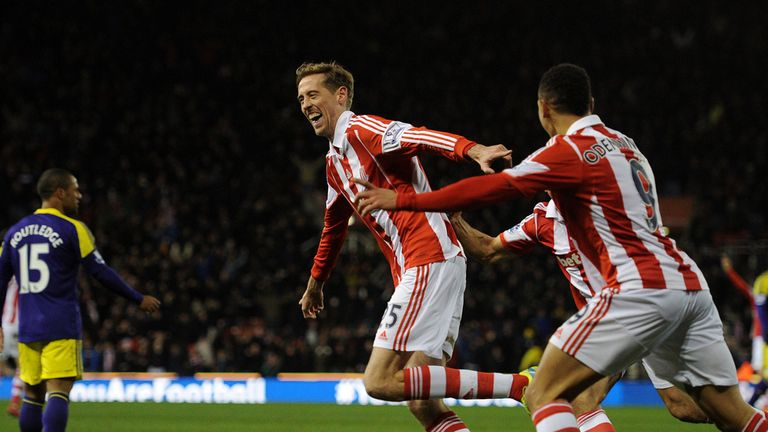 Peter Crouch: Has 86 Premier League goals to his name