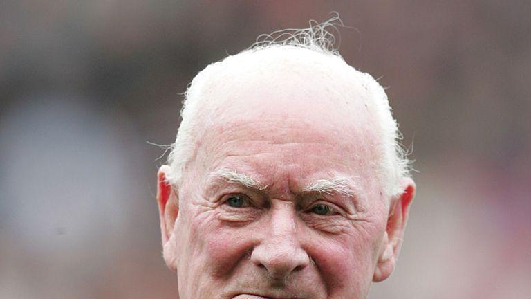 Sir Tom Finney: Died aged 91