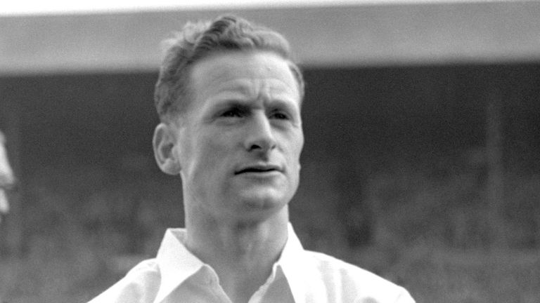 Sir Tom Finney: Died on Friday
